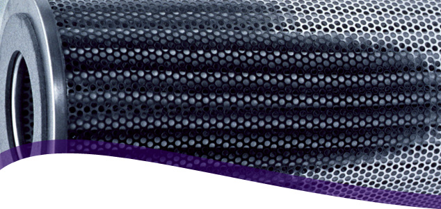 Supplier of perforated metal for filters, filtration applications